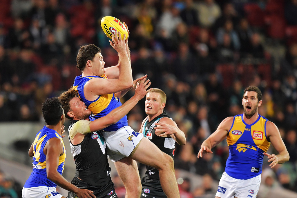 West Coast Eagles vs Port Adelaide