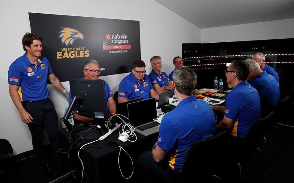Mid-Season Draft Eagles
